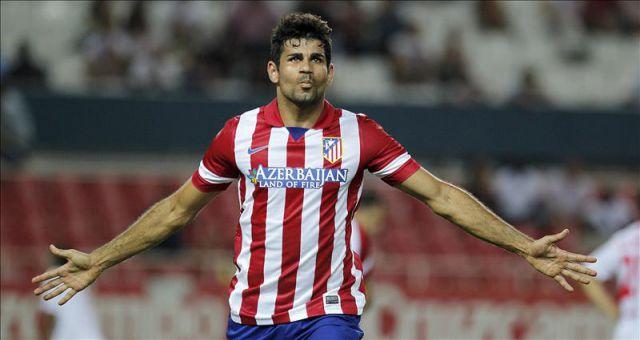 Diego Costa - Atletico 2013