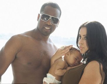 As� es North,  la hija de Kim Kardashian y Kanye West