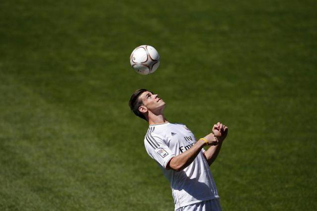 Gales Del Real Madrid Jugador Del Real Madrid