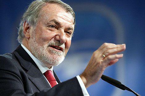 El ex ministro de interior y ahora eurodiputado del pp for Ex ministro del interior