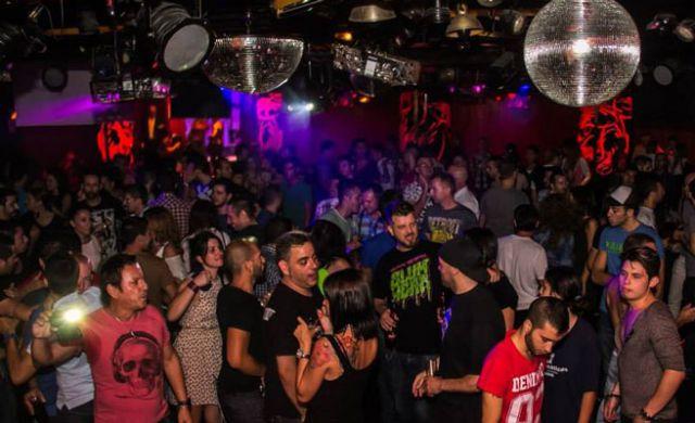 discoteca argentina barcelona: