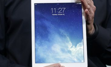 iPad Air, la nueva golosina de Apple