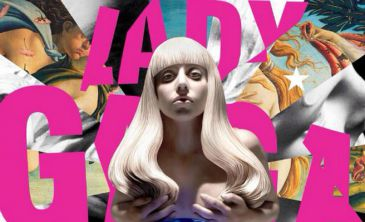 Lady Gaga se desnuda y estrena 'Mary Jane Holland'