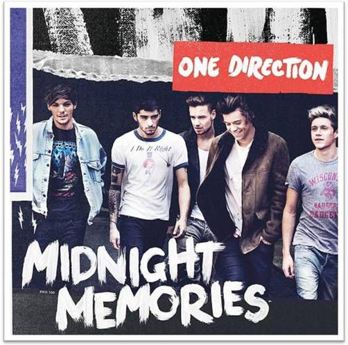 One Direction publica 'Midnight Memories'