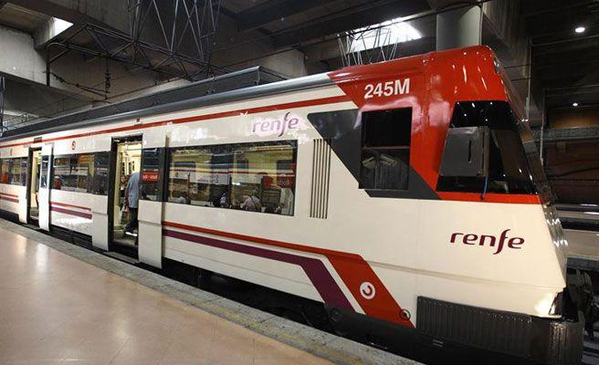 Muere un hombre arrollado por un tren en la estación de Getafe Industrial