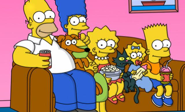 Resultado de imagen para la familia simpson