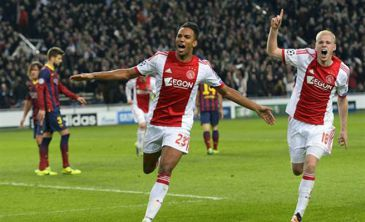 Champions League: El Barcelona pierde frente al Ajax (2-1)