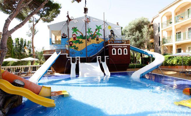Los mejores hoteles de espa a para ir con ni os en el for Hoteles con piscina