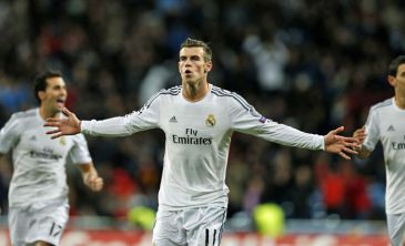 Champions League: El Real Madrid golea al Galatasaray sin Cristiano Ronaldo