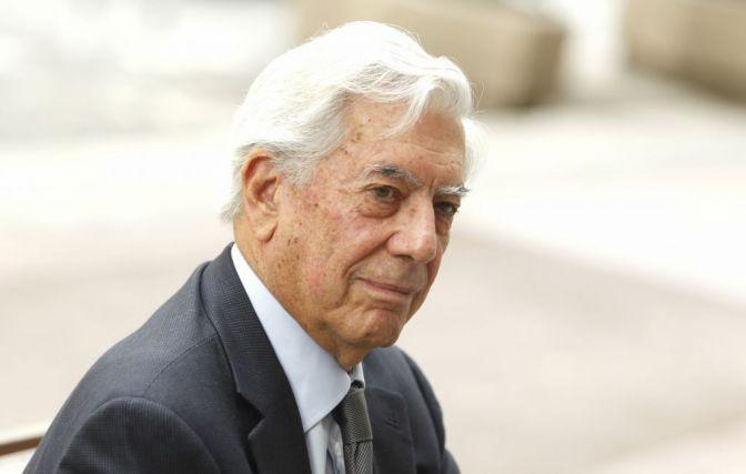 Vargas Llosa, Premio Iberoamericano Libertad Cortes de Cádiz de 2014