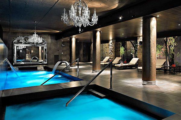Diseno De Baños Termales:españoles entre los 650 mejores hoteles del mundo — Quées –