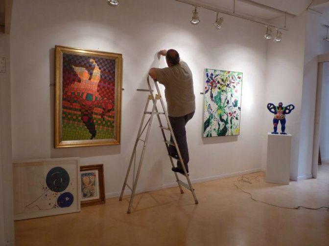 Galeristas y coleccionistas aplauden la rebaja del iva un - Galerista de arte ...