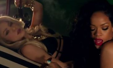 Shakira y Rihanna: Así fue la grabación del vídeo 'Can't remember to forget you'