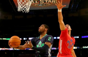 NBA: Irving y el Este los triunfadores del All Star Game