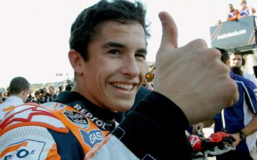 Moto Gp: Marc M�rquez sigue dominando con autoridad los tests de Sepang