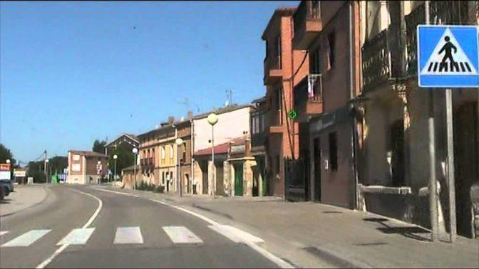 Seis muertos y cinco heridos en el incendio de una casa rural en Tordómar (Burgos)
