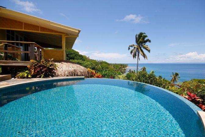 Diez piscinas privadas espectaculares e infinitas qu es for Piscinas espectaculares