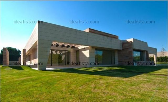 Una casa de lujo en la urbanizaci n la finca foto el - Casa en la finca ...