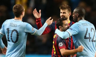 Champions League: En la previa Barcelona-Manchester City