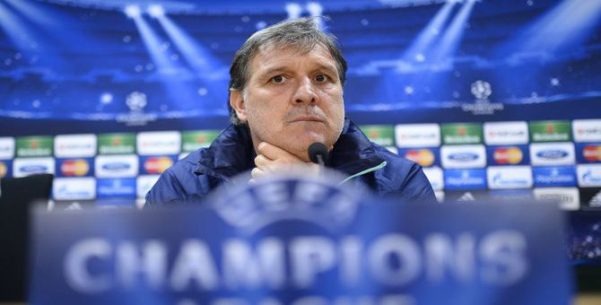 Champions League: Simeone y Tata Martino quieren ser el quinto argentino en una final