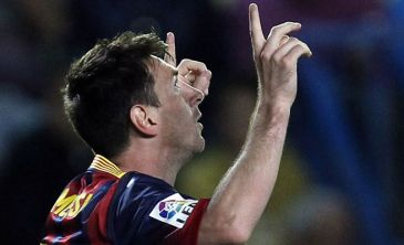 "Messi: ""El Bar�a decide mi futuro"""