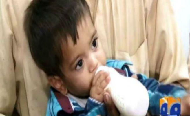 Un bebé de nueve meses acusado de asesinato