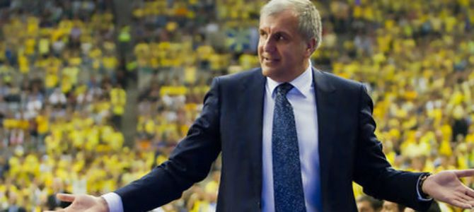 Messina y Obradovic... No estarán nunca listos listos para el 'Pressing Catch' de la NBA