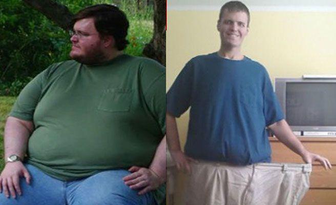 Pierde 180 kilos gracias a un juego de smartphone