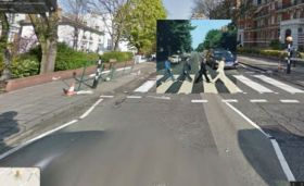 'Abbey Road' (The Beatles)