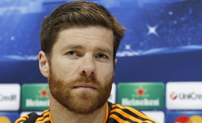 Fichajes Bayern: Xabi Alonso abandonaría el Real Madrid rumbo a Múnich - xabi-alonso_n-672xXx80