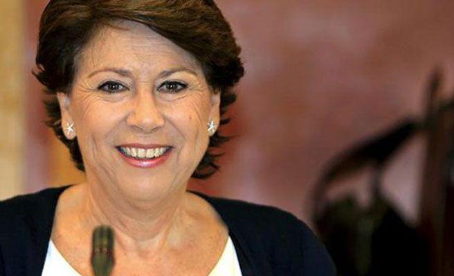 El juzgado embarga a Magdalena Álvarez seis inmuebles y cinco cuentas bancarias