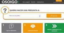 Una treintena de parlamentarios se apuntan a una web para responder a preguntas de los ciudadanos