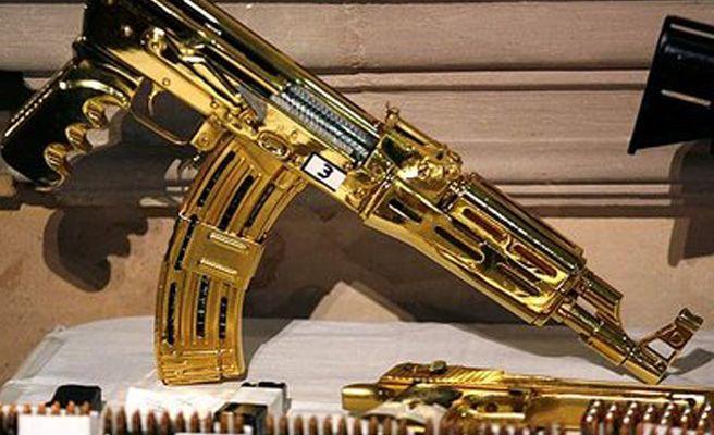 Las cosas m s extravagantes chapadas en oro qu es for Que es una beta de oro