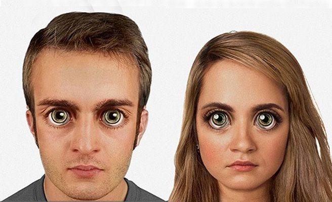 Así podría ser el aspecto de los seres humanos en el futuro