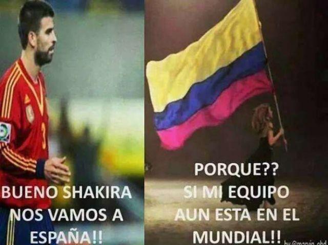 mundial shakira: