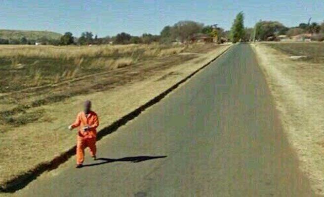 Las imágenes más curiosas y misteriosas de Google Maps