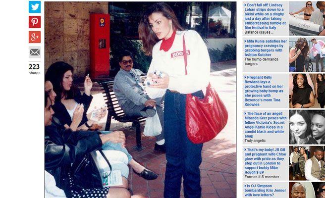 Publican fotos de la reina Letizia vendiendo tabaco en México