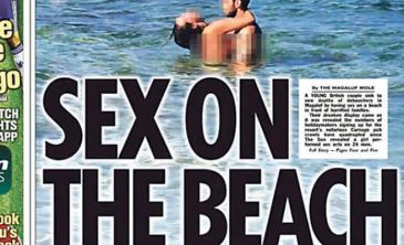 Receta de sexo en la playa - starmediacom