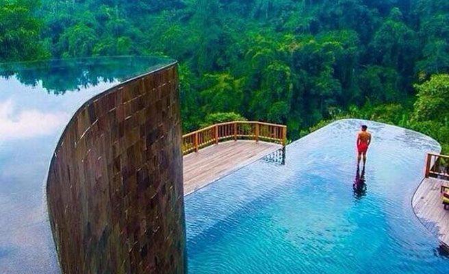 Las piscinas de dise o construidas m s impresionantes del for Piscinas espectaculares