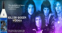 Queen da nombre a su propio Vodka: 'Killer Queen', un homenaje a Freddie Mercury