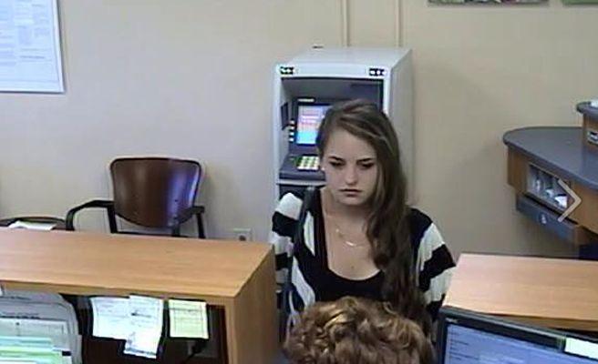 Detienen a una ladrona de bancos por su perfil de Facebook