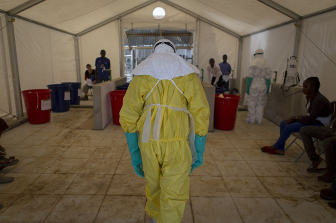 Ébola.- Save the Children abre un centro de tratamiento de ébola en Sierra Leona