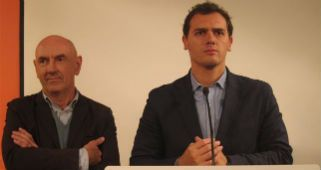 Albert Rivera descarta definitivamente el pacto con UPyD
