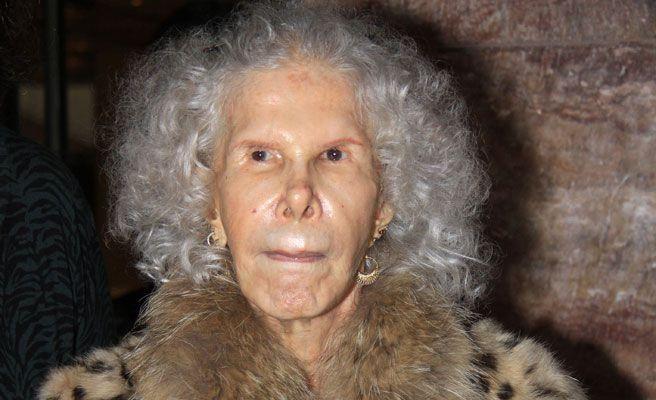 Cayetana Duquesa de Alba Fotos Foto la Duquesa de Alba
