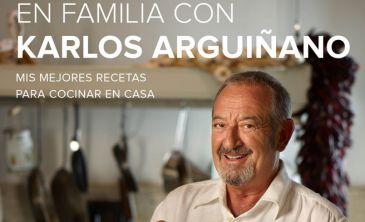 Karlos argui ano presenta su nuevo libro para cocinar en for Como cocinar jabali arguinano