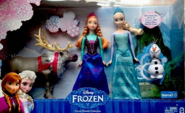 Frozen la mu eca m s vendida para estas navidades qu es - Que pedir a los reyes magos ...