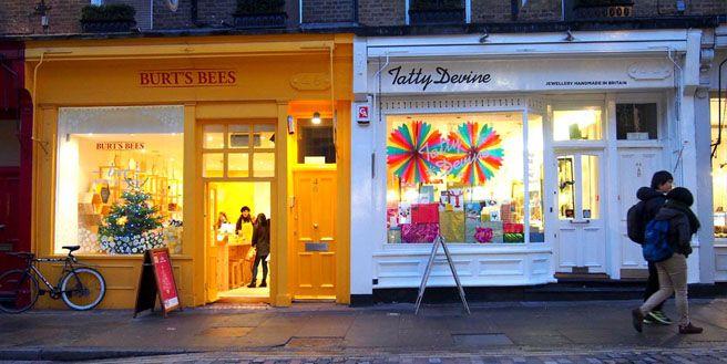 De tiendas por Londres: Conociendo Seven Dals - Qué.es
