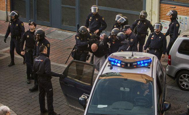 Increíble dispositivo policial para frenar otro caso 'Jimmy'