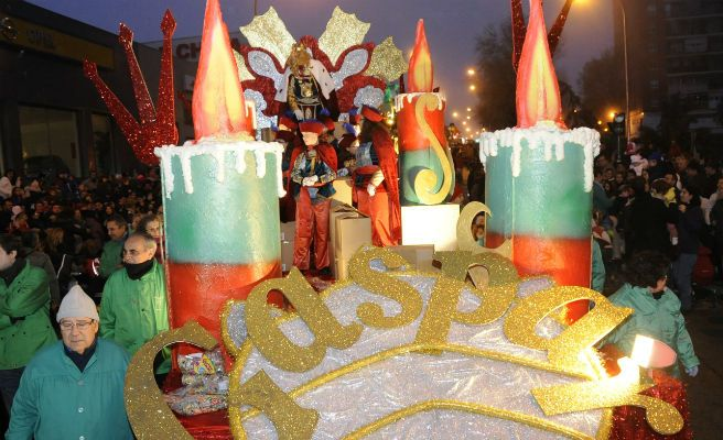 La Cabalgata de los Reyes Magos traerá  la ilusión a todos los niños de Móstoles