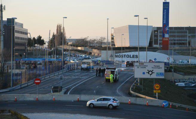 Recomendaciones de tr fico ante el corte al tr fico en el - Jefatura provincial de trafico madrid ...